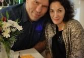 Биография и рост жены Николая Валуева, секрет семейного счастья