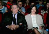 Кто жена политика Дмитрия Рогозина, ее биография и секреты семейного счастья