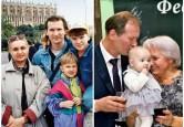 Федор Добронравов. Счастливый муж, отец, свекор. А кто же его невестки?