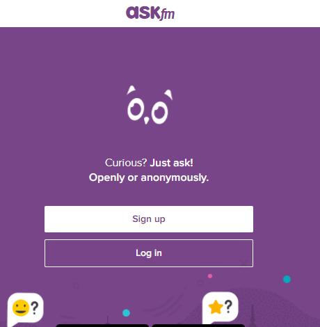 Как удалить аск аккаунт если он привязан к вк