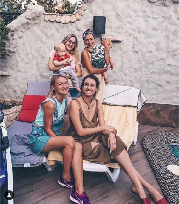 Т+В=М: Регина Тодоренко показывает в Инстаграме, как изменилась жизнь