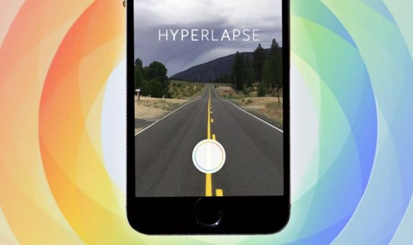 Hyperlapse приложение