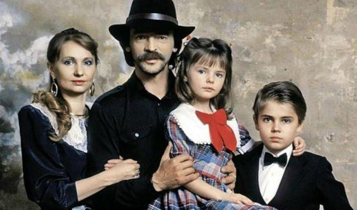 Польза раннего брака на примере Сергея Боярского. В результате – счастливая семья, 2 дочки