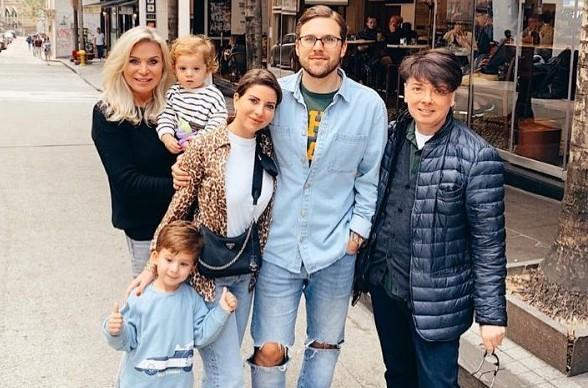 Как выглядят внуки Валентина Юдашкина, наследники славного семейства