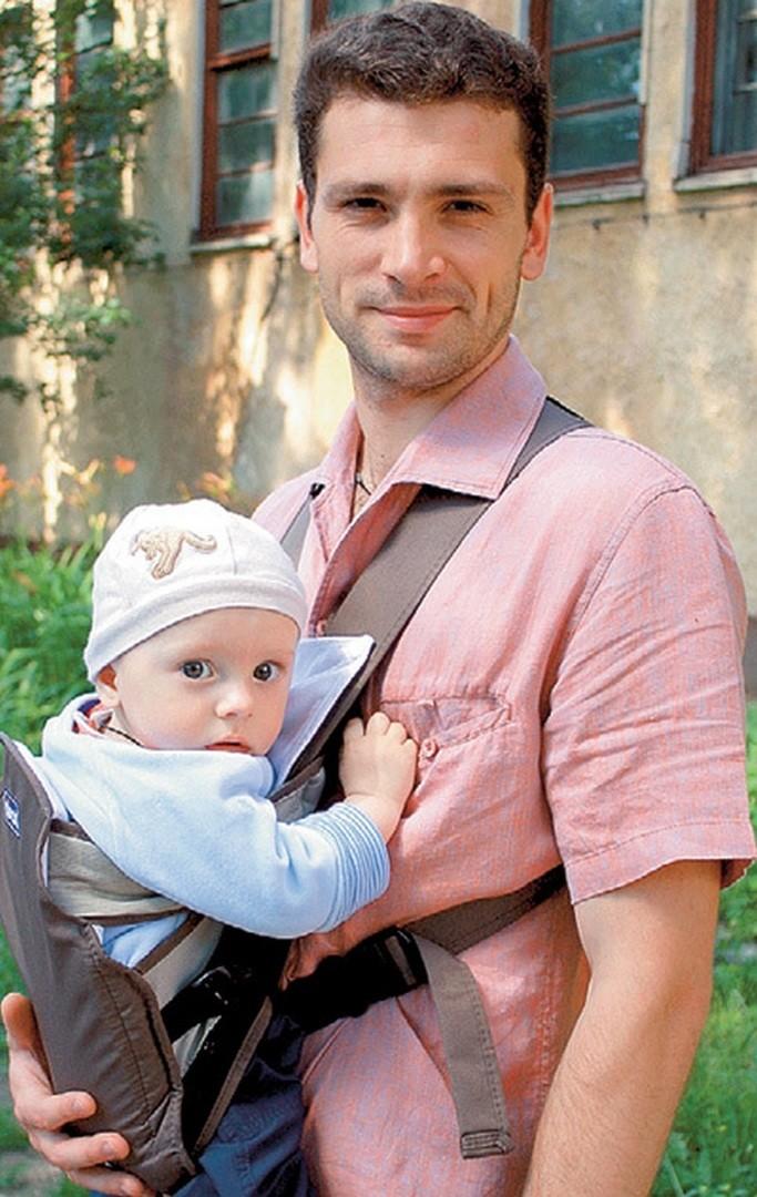 Ранний ребенок Антон Хабаров, герой-любовник и блестящий актер