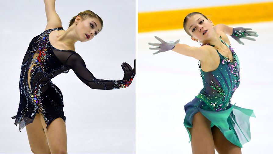 Татьяна Тарасова дала высокую оценку выступлениям Александры Трусовой и Алены Косторной в Казани
