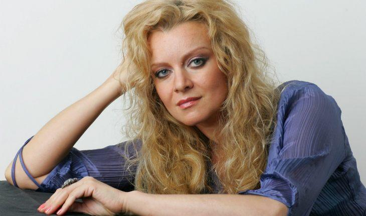Анной Тереховой