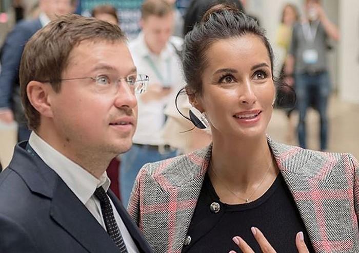 Второй брак Тины Канделаки с Василием Бровко