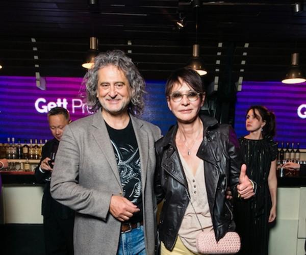 Владимир Сиротинский с женой