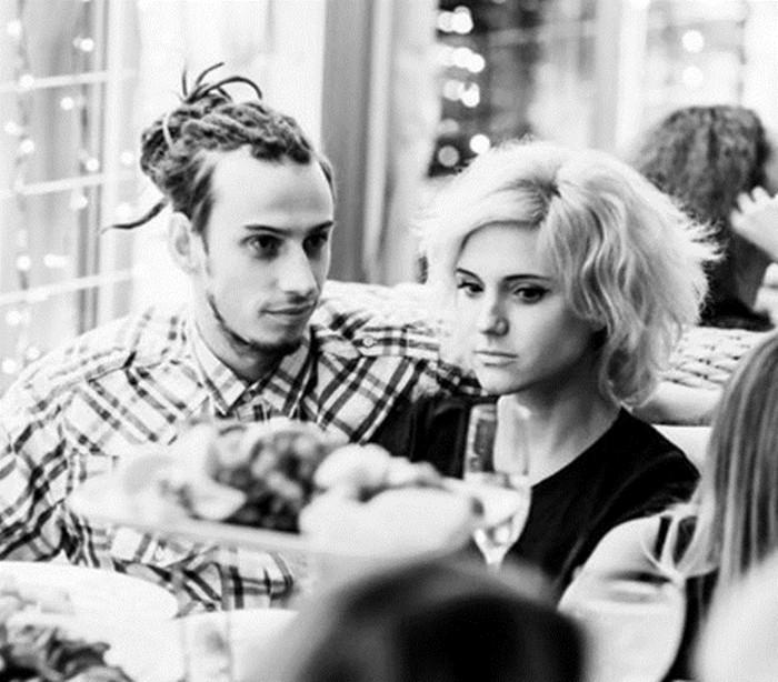 Алексей Брижа и жена фото