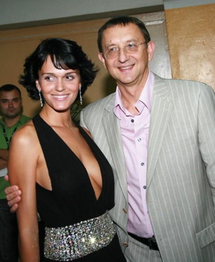 Анатолий Данилицкий и жена вместе