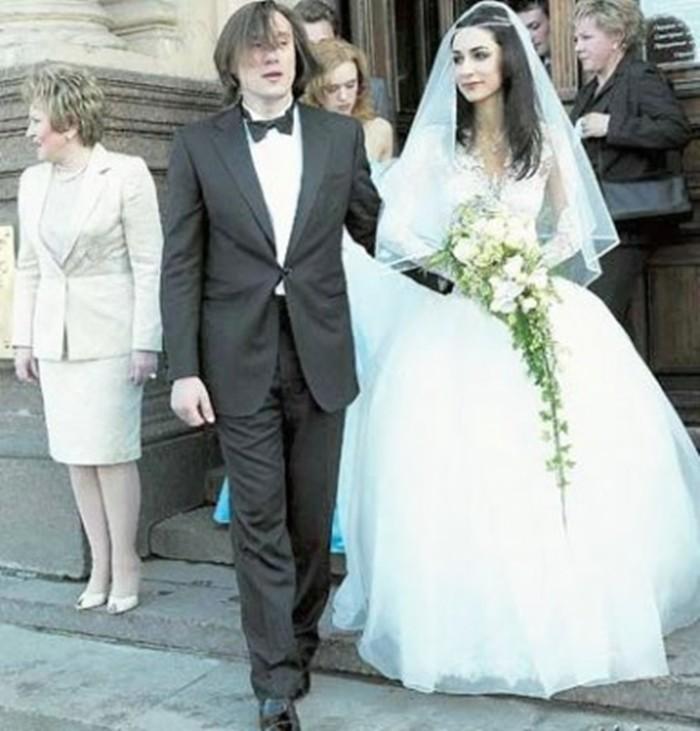 Сергей Матвиенко свадьба