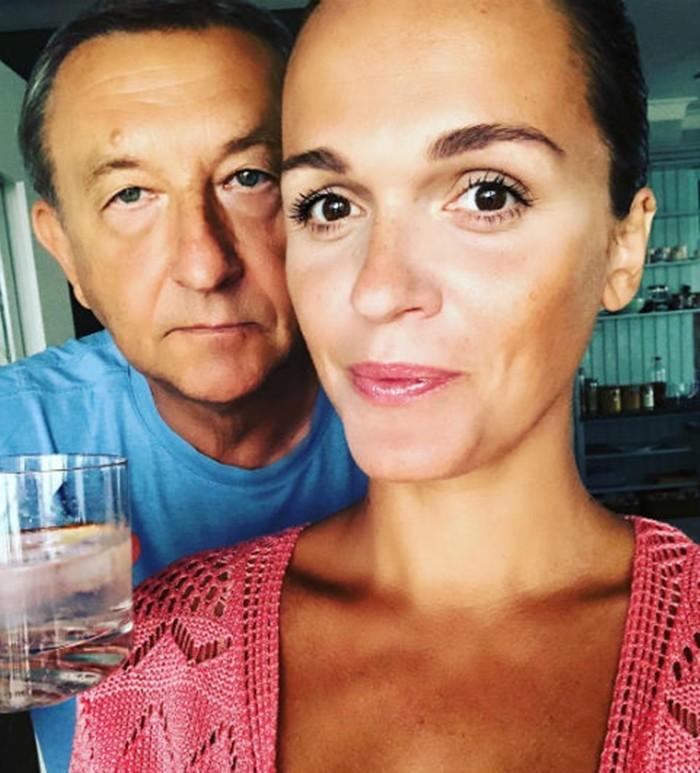 Анатолий Данилицкий и жена