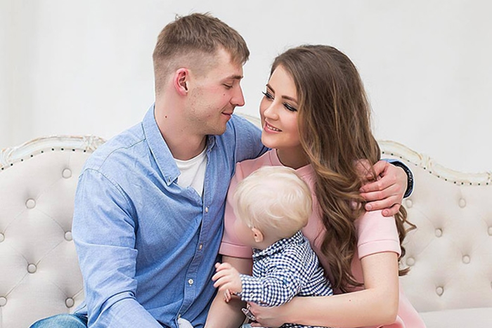 Бывший муж Анны Михайловской
