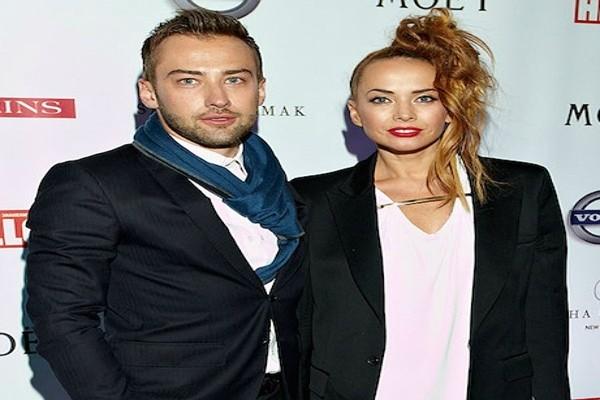 Дмитрий Шепелев с женой