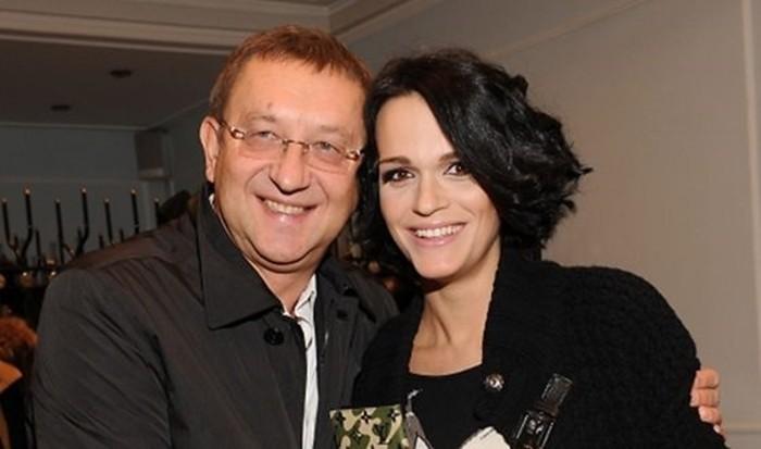 Анатолий Данилицкий вместе с женой
