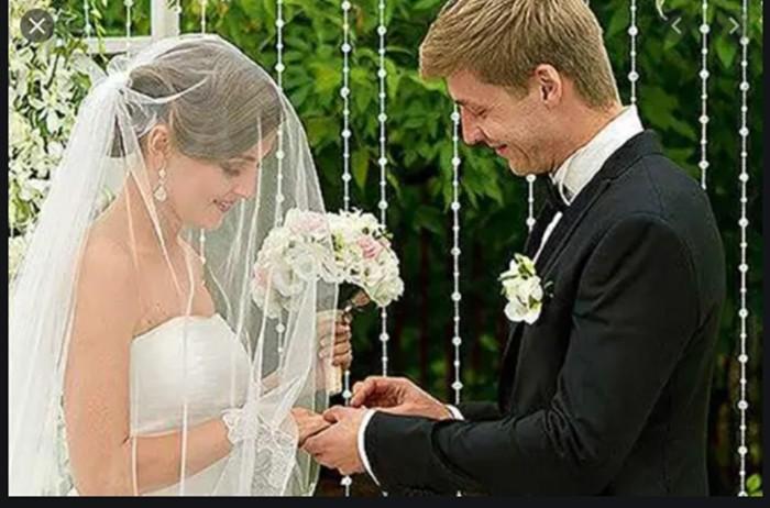 Свадьба Анны Михайловской