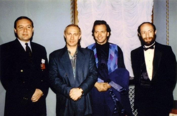 Владимир Киселев и Путин