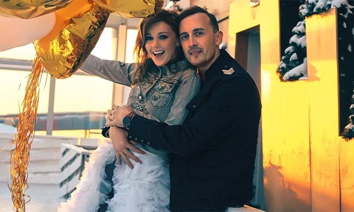 юлианна караулова фото с мужем