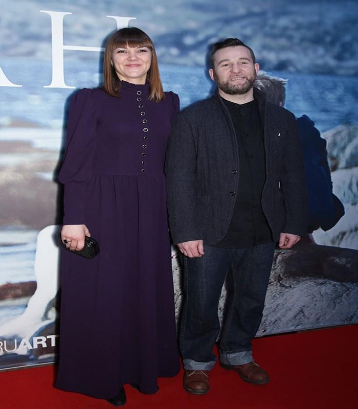 Анна Уколова и муж