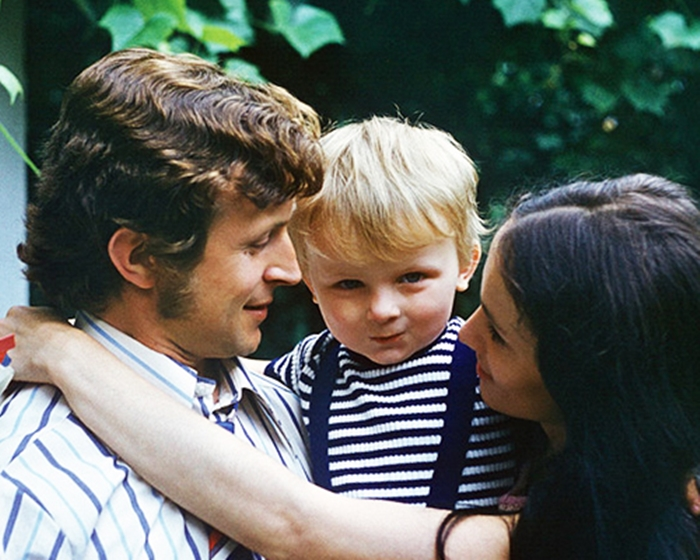 Муж Софии Ротару и ребёнок