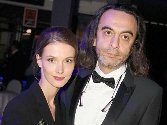 Джаник Файзиев с женой