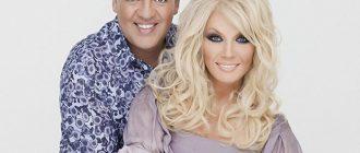 Игорь Лихута фото с женой