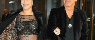 Филипп Бальзано с женой на мероприятии