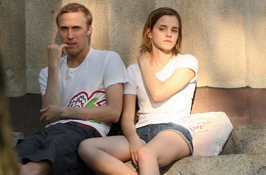Том Дакер и эмма уотсон