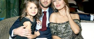 виктория боня и муж фото с семьей